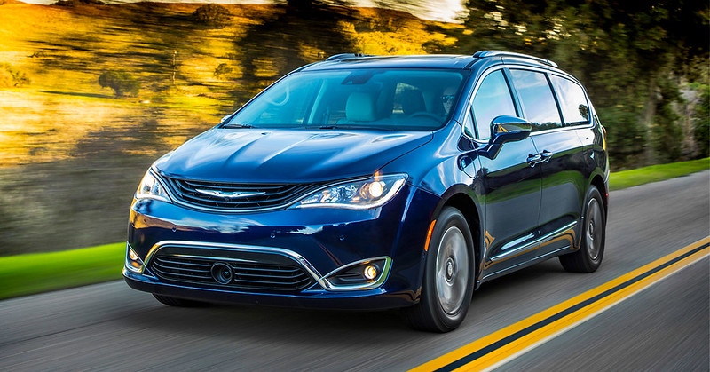 Chrysler Pacifica | Dixon, IL